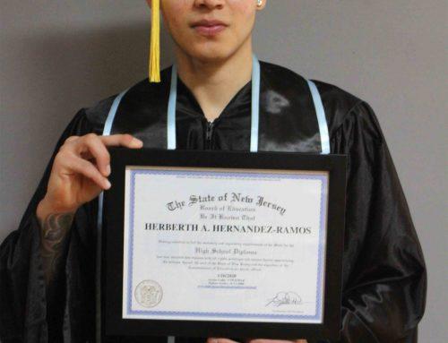 Herbert's GED Graduation