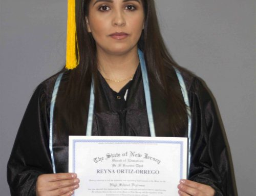Reyna's GED Graduation