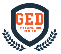 GED Examination Center Logo