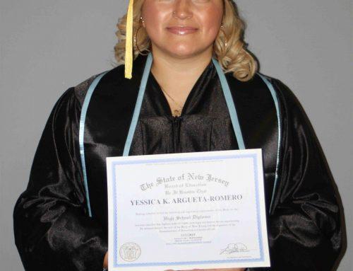 Yessica's GED Graduation